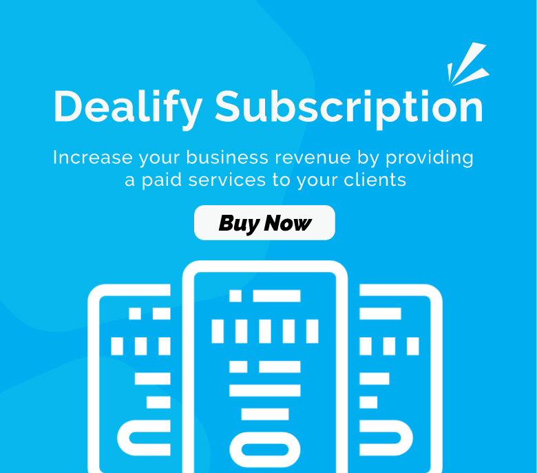 Dealify - Stores, Offers, Deals & Advanced Order System - Native Apps iOS & Android - 2